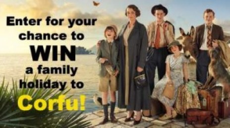 The Durrells Competition Free Entry