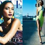 Joan Smalls Covers Vogue Australia