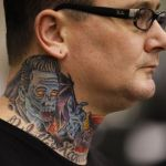 Fans of body art attend tattoo festivals and conventions across the US