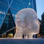 """Wonderland"" by Jaume Plensa"