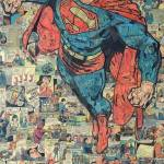 Superhero Collages by Mike Alcantara