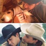 Recreating Movie Scenes Scenes with an Adorable Dog