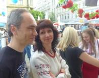 Tanja und Wlad