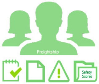 safety department freightship