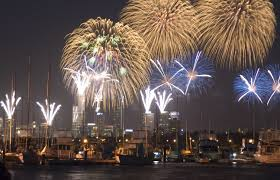 perth fireworks