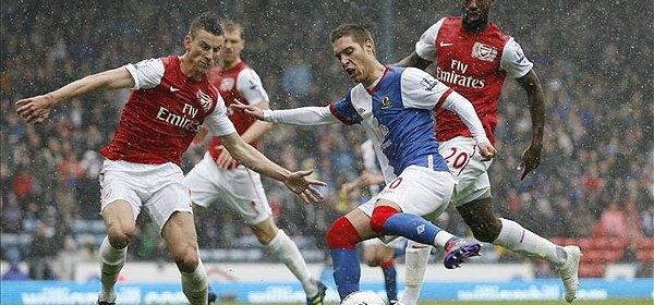 Rovers v Arsenal