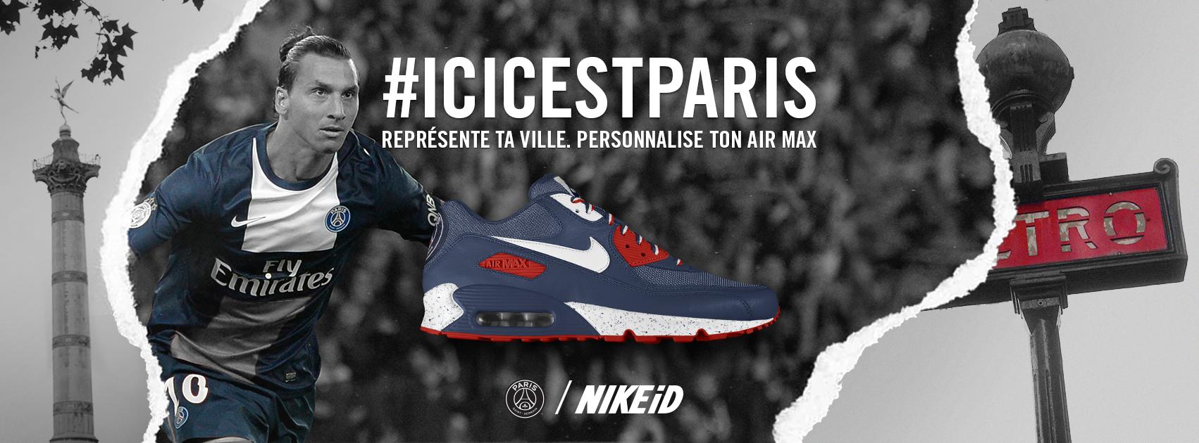 Icicestparis Paris Max Saint Germain Nike Air Max Paris 90 cda421