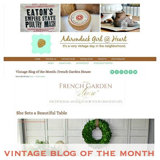 Vintage Blog of the Month