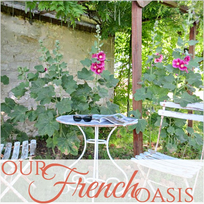 French Muse | Our French Oasis II