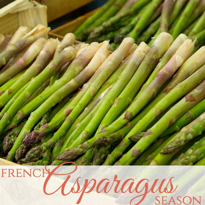 French Asparagus Season