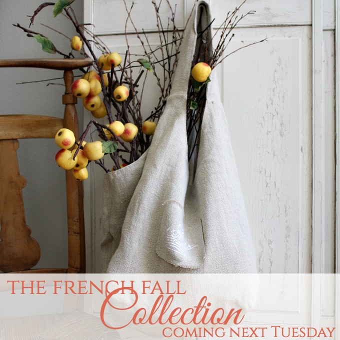 The French Fall Collection   Coming Next Week Tuesday