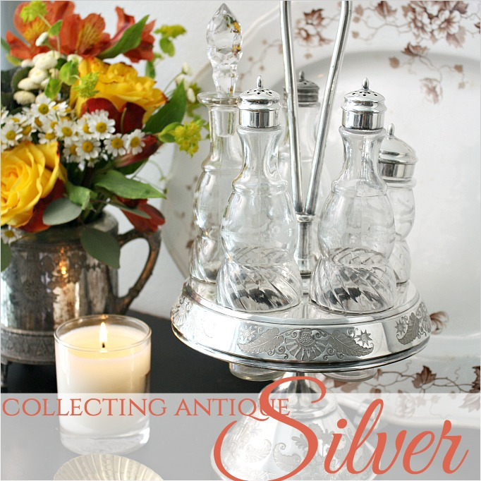 The Secret Life of Antiques | Collecting Antique Silver
