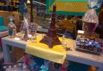 Chocolate Eiffel Tower
