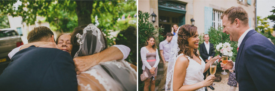 fun french dutch wedding ricardo vieira 12 An Intimate Dutch Australian Wedding in France With Only 28 Guests!