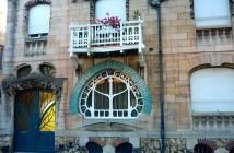 Maison Huot by architect Emile André, 92, quai Claude le Lorrain, Nancy © French Moments
