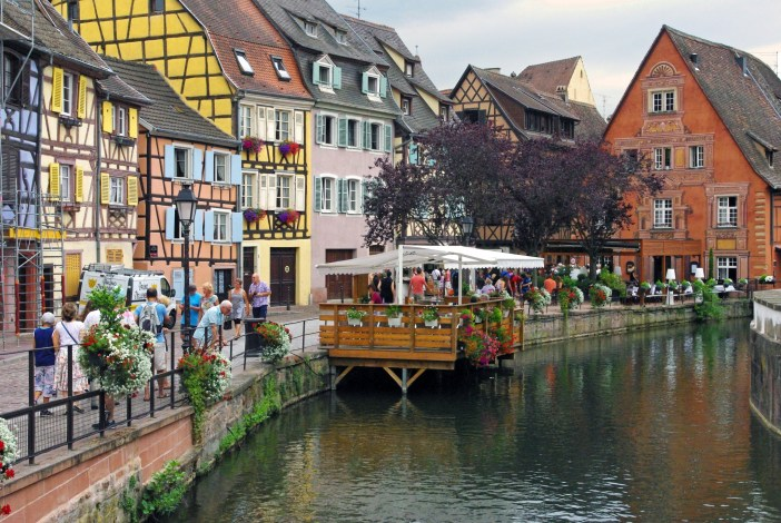 Quai de la Poissonerie, Colmar © French Moments