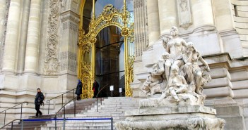 The entrance to the Petit-Palais © French Moments