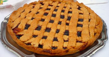 Home-made Linzer Torte © French Moments