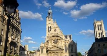 Saint-Etienne du Mont church © French Moments