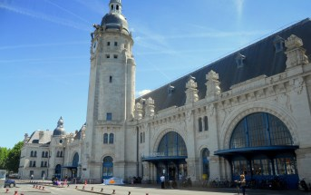 Railway Station of La Rochelle © French Moments