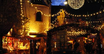 Christmas in Éguisheim © French Moments