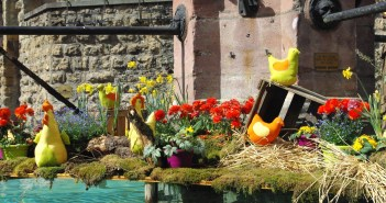 Easter in Eguisheim, Alsace © French Moments