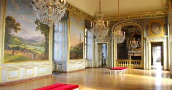 Interior of the Château of Maisons © French Moments