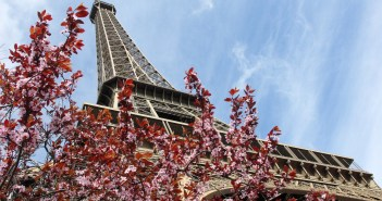 Spring at the Eiffel Tower © French Moments
