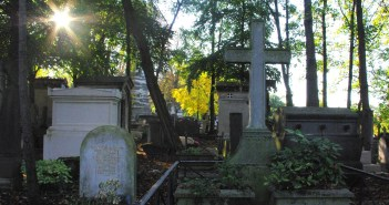 Cemetery of Père Lachaise, Paris © French Moments