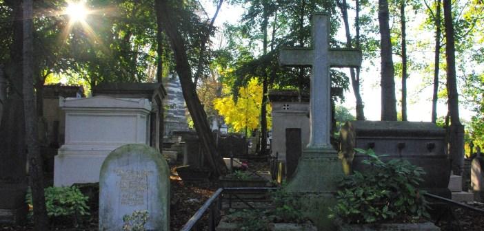 Cemeteries of Paris