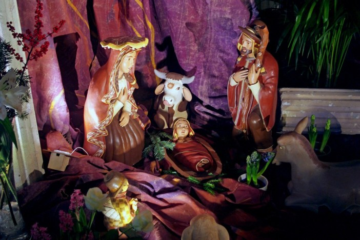 Nativity Scene of the church of Saint-Germain-l'Auxerrois © French Moments