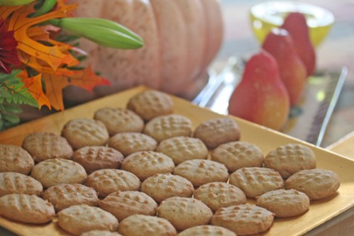 Peanut Butter Cookies – a treat for the holidays in only 20 minutes!