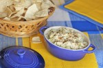 Roasted Chile and Artichoke Dip