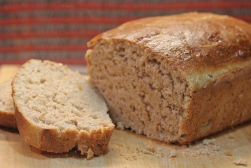 Quick and Easy Whole Wheat Bread Dough in 5 minutes