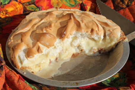 Share your Banana Cream Pie and make some friends
