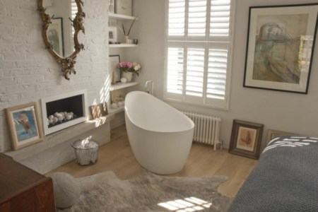 Badewanne Im Schlafzimmer – Home Image Ideen