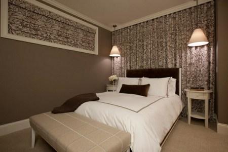 schlafzimmer im keller einrichten beige une farben