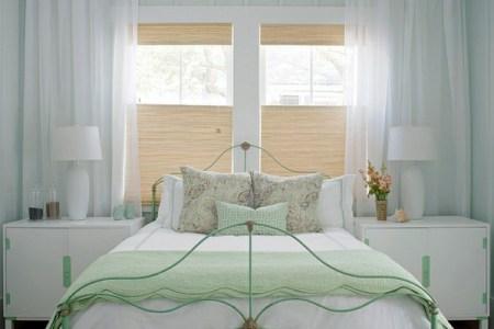 symmetrisch schlafzimmer wei%c3%9f gardinen