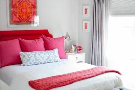 farbgestaltung schlafzimmer gestalten bett wandgestaltung