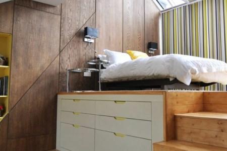 kleines schlafzimmer einrichten funktionale l%c3%b6sung