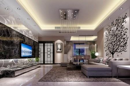 Led Indirekte Beleuchtung Furs Wohnzimmer