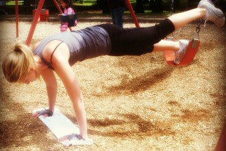 Get Your Park Workout On! Part 2