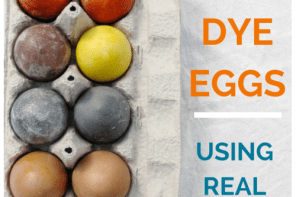 Gorgeous! So easy. #eggs #dye #nontoxic #kids #easter #diy