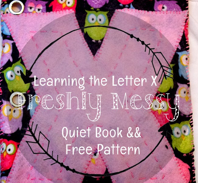 x is for x marble maze quiet book 2