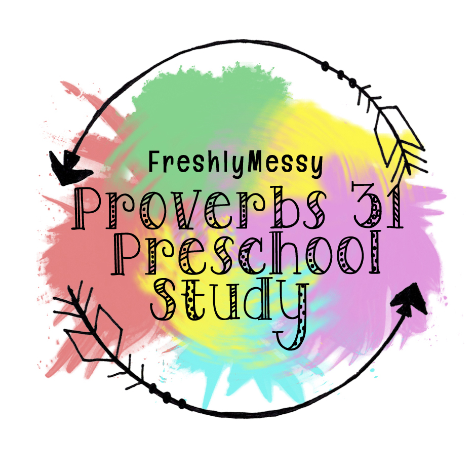 Proverbs 31 For Preschoolers (Curriculum): The Woman