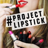 #PROJECTlipstick Campaign Launch