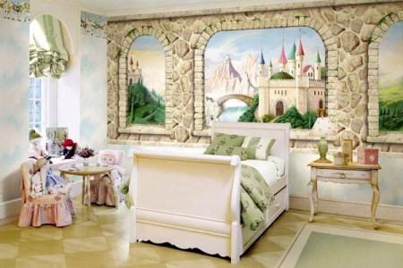 10 kids bedroom wall decor ideas | freshnist
