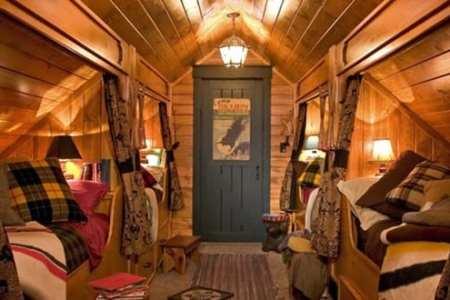 schlafzimmer dachschräge gemütlich gestalten mit