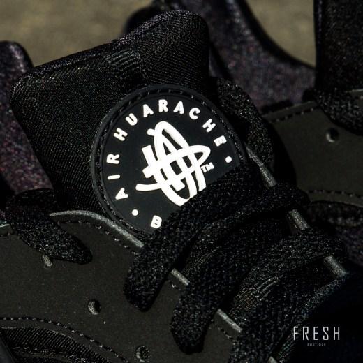 Nike Air Huarache Black 4