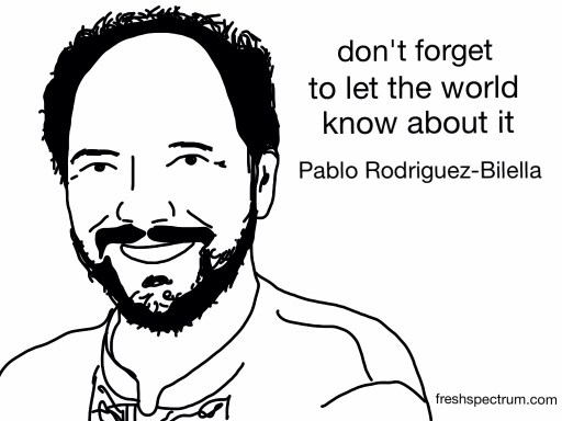 Pablo Rodriguez-Bella Advice